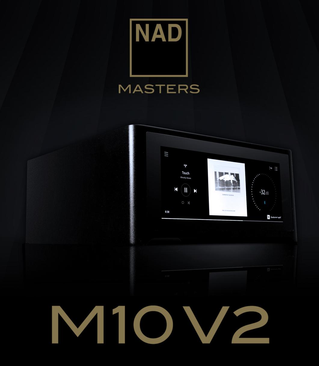 NAD Masters M10V2